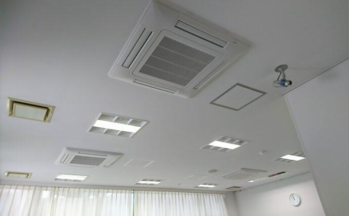 太閤山ランドふるさとパレス空調設備更新工事